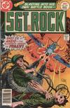 Cover for Sgt. Rock (DC, 1977 series) #302