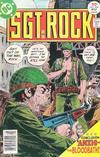 Cover for Sgt. Rock (DC, 1977 series) #304