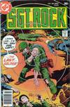 Cover for Sgt. Rock (DC, 1977 series) #306