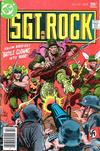Cover for Sgt. Rock (DC, 1977 series) #309