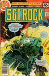 Cover for Sgt. Rock (DC, 1977 series) #323