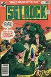 Cover for Sgt. Rock (DC, 1977 series) #334
