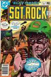 Cover for Sgt. Rock (DC, 1977 series) #335