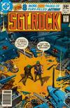 Cover for Sgt. Rock (DC, 1977 series) #346 [Newsstand]