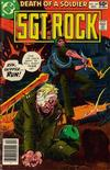 Cover for Sgt. Rock (DC, 1977 series) #347 [Newsstand]