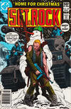 Cover for Sgt. Rock (DC, 1977 series) #350 [Newsstand]