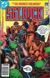 Cover Thumbnail for Sgt. Rock (1977 series) #355 [Newsstand]