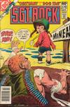Cover Thumbnail for Sgt. Rock (1977 series) #357 [Newsstand]