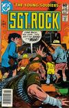 Cover Thumbnail for Sgt. Rock (1977 series) #358 [Newsstand]