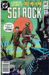 Cover Thumbnail for Sgt. Rock (1977 series) #364 [Newsstand]