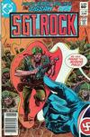 Cover for Sgt. Rock (DC, 1977 series) #365 [Newsstand]