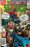 Cover for Sgt. Rock (DC, 1977 series) #369 [Canadian]