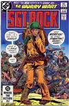 Cover Thumbnail for Sgt. Rock (1977 series) #377 [Direct]