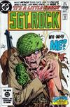 Cover for Sgt. Rock (DC, 1977 series) #380 [Direct]