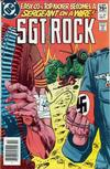 Cover for Sgt. Rock (DC, 1977 series) #381 [Canadian]