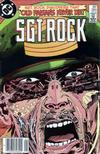 Cover for Sgt. Rock (DC, 1977 series) #384 [Canadian Newsstand]