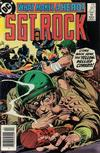 Cover for Sgt. Rock (DC, 1977 series) #387 [newsstand]