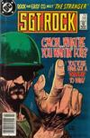 Cover Thumbnail for Sgt. Rock (1977 series) #390 [Newsstand]