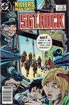 Cover for Sgt. Rock (DC, 1977 series) #391 [newsstand]