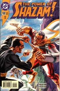 Cover Thumbnail for The Power of SHAZAM! (DC, 1995 series) #12 [Direct Sales]