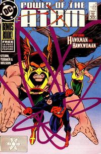 Cover Thumbnail for Power of the Atom (DC, 1988 series) #4 [Direct]