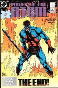 Cover Thumbnail for Power of the Atom (DC, 1988 series) #18 [Direct]