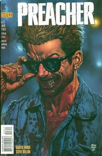 Cover Thumbnail for Preacher (DC, 1995 series) #3