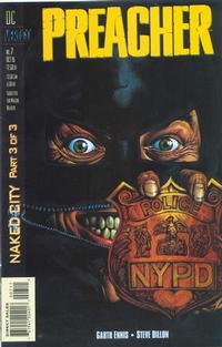 Cover Thumbnail for Preacher (DC, 1995 series) #7