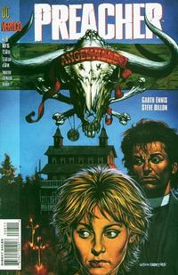 Cover Thumbnail for Preacher (DC, 1995 series) #8