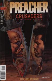 Cover Thumbnail for Preacher (DC, 1995 series) #22