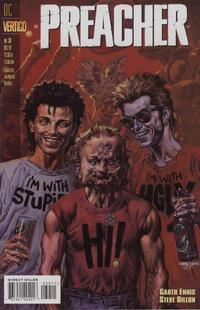 Cover for Preacher (DC, 1995 series) #30