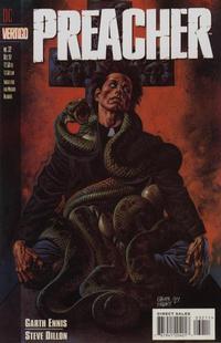 Cover Thumbnail for Preacher (DC, 1995 series) #32