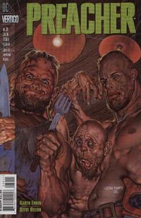 Cover Thumbnail for Preacher (DC, 1995 series) #39