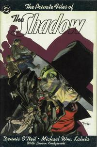 Cover Thumbnail for The Private Files of the Shadow (DC, 1989 series) #[nn]