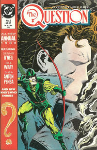 Cover Thumbnail for The Question Annual (DC, 1988 series) #2