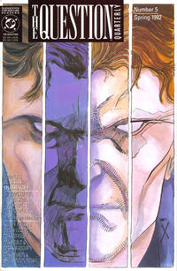Cover Thumbnail for The Question Quarterly (DC, 1990 series) #5