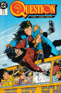 Cover Thumbnail for The Question (DC, 1987 series) #3