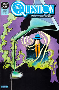 Cover Thumbnail for The Question (DC, 1987 series) #6