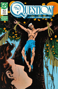 Cover Thumbnail for The Question (DC, 1987 series) #9