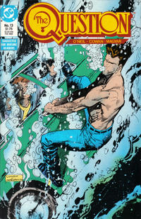 Cover Thumbnail for The Question (DC, 1987 series) #13