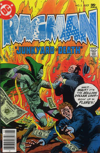 Cover Thumbnail for Ragman (DC, 1976 series) #5