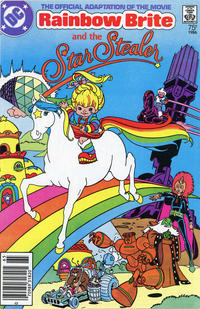 Cover Thumbnail for Rainbow Brite and the Star Stealer (DC, 1986 series)