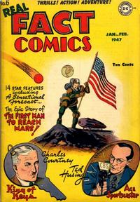 Cover Thumbnail for Real Fact Comics (DC, 1946 series) #6