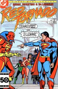 Cover Thumbnail for Red Tornado (DC, 1985 series) #1 [Direct]