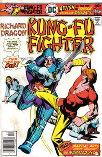 Cover Thumbnail for Richard Dragon, Kung-Fu Fighter (DC, 1975 series) #11