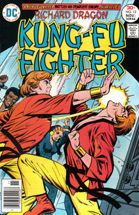 Cover Thumbnail for Richard Dragon, Kung-Fu Fighter (DC, 1975 series) #12