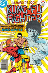 Cover Thumbnail for Richard Dragon, Kung-Fu Fighter (DC, 1975 series) #14