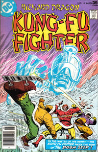 Cover Thumbnail for Richard Dragon, Kung-Fu Fighter (DC, 1975 series) #16