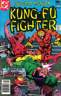 Cover Thumbnail for Richard Dragon, Kung-Fu Fighter (DC, 1975 series) #18