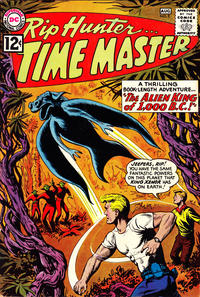 Cover Thumbnail for Rip Hunter ... Time Master (DC, 1961 series) #9
